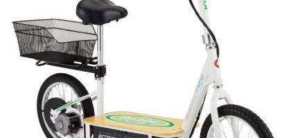 Los 5 mejores scooters eléctricos con asientos