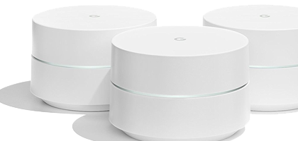 Google WiFi router mesh