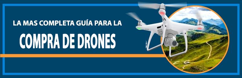 Guia para comprar drones 2018