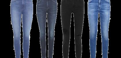 Jeans más cómodos para mujeres