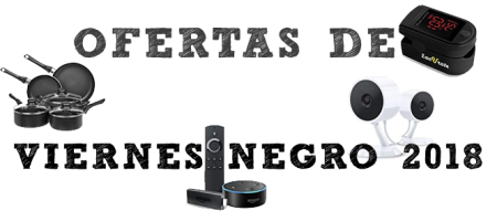 Ofertas de Black Friday 2018