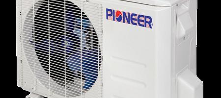 Pioneer MiniSplit SingleZone 17seer