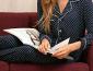 Ropa para dormir de mujer, lencería sexyy pijamas de satin
